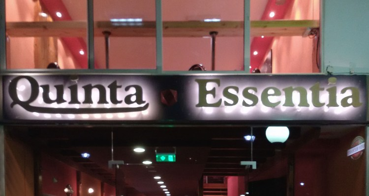Quinta Essentia