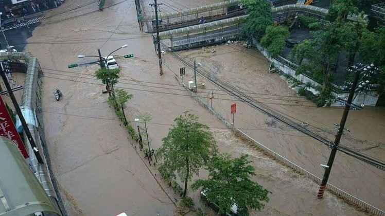 2015-09-16 Keelung Rain