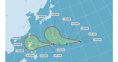 2015-10-14 Champi Typhoon