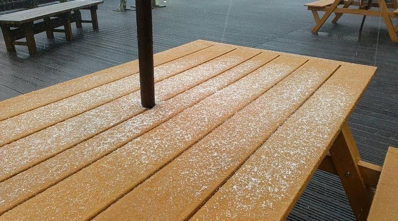 2016-01-23 Snow in Yilan