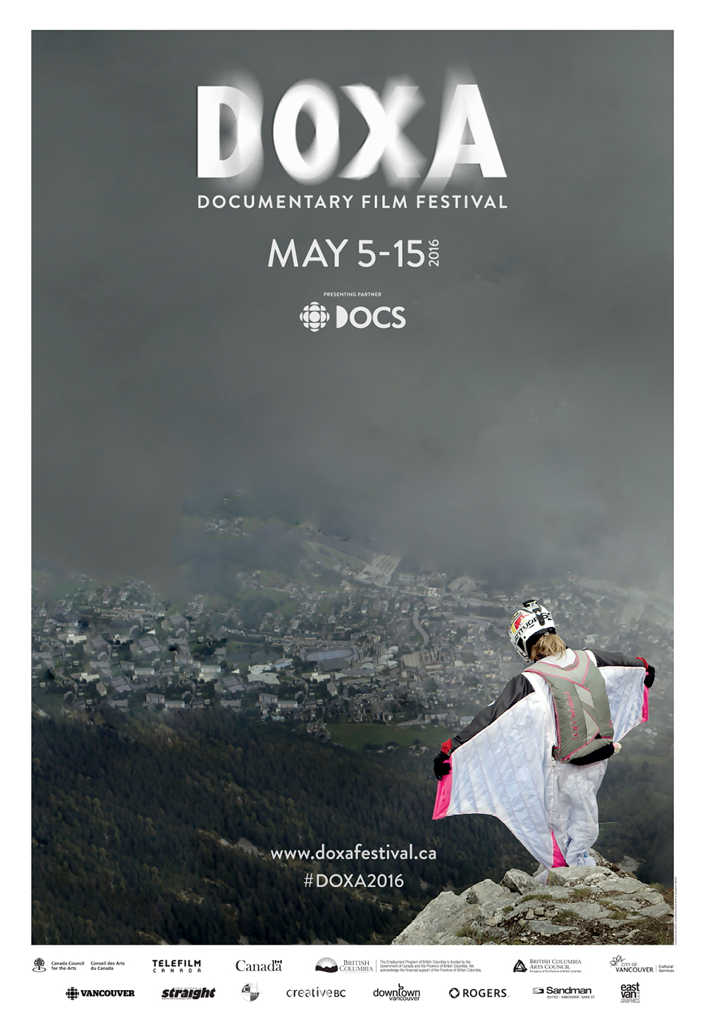 DOXA Documentary Film Festival 2016 Poster