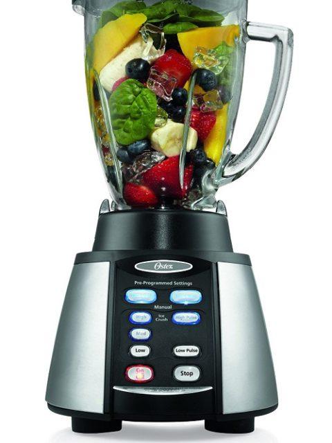 Oster Counterforms 6-Cup Glass Jar Blender