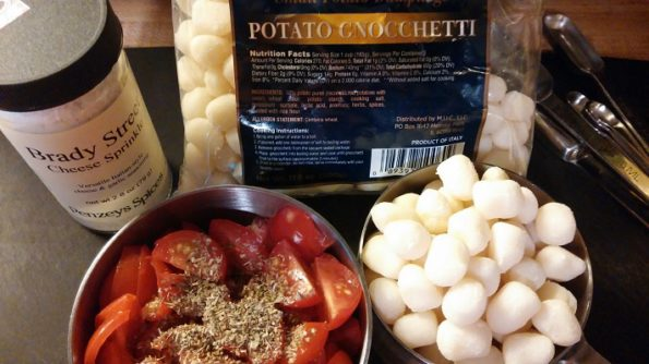 Potato Gnocchetti - Two Ways