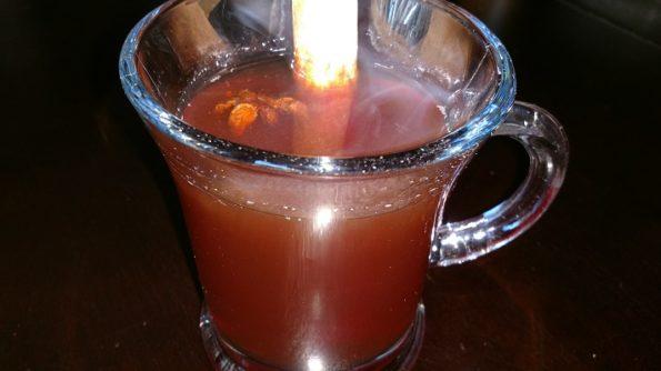 Spiced Cranberry Cider