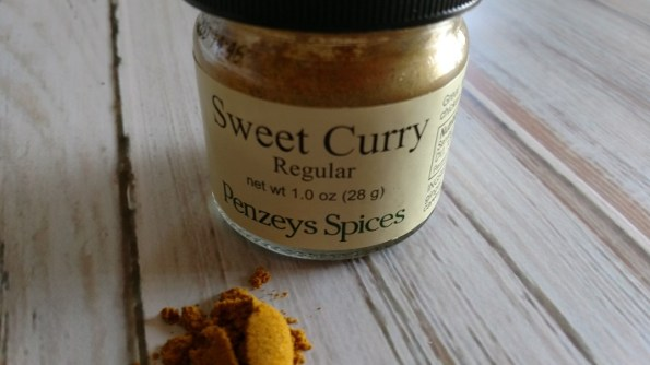 Curry Powder - April Featured Ingredient