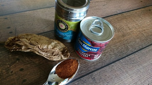 Chipotle Peppers and Powder - August Featured Ingredient