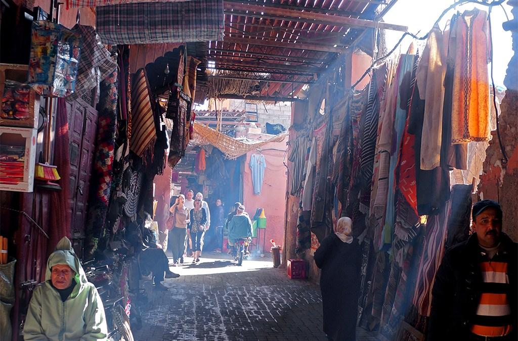 Marrakech, Morocco – Where Three Cultures Collide