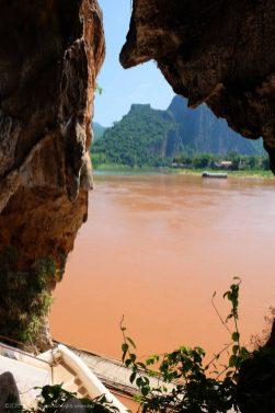 Mekong River Pak Ou Cave