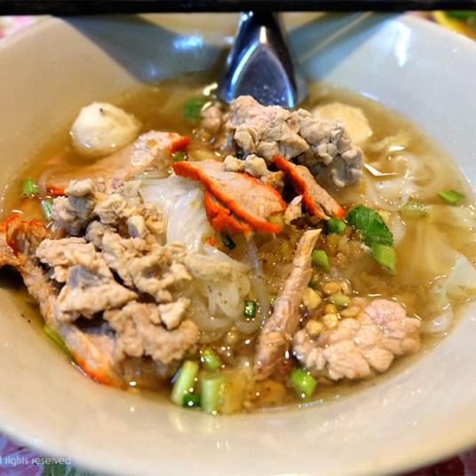 Sukhothai noodles!