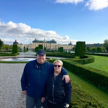 Drottningholm Palace (Håkan and Marita)