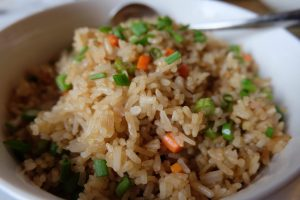 Tibet Kitchen Fried Rice