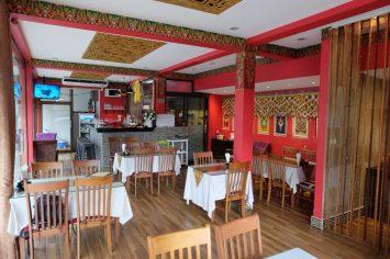 Tibet Kitchen Inside