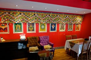 Tibet Kitchen Inside