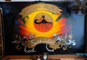 Cali's Grill 23 Mural