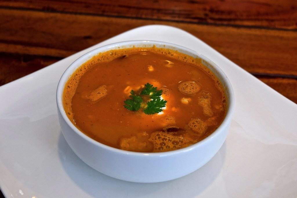 Cali's Grill 23 Tortilla Soup