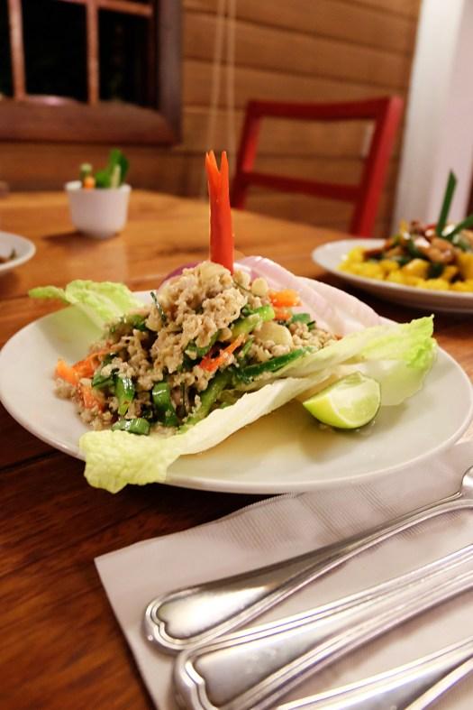 Marum Khmer Pork Salad