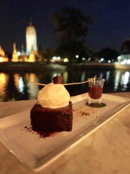 Sala Ayutthaya Double Chocolate Brownie