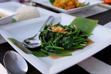 Sala Ayutthaya Fried Chayote