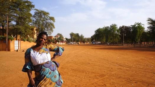 Niamey Niger Woman