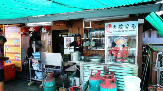 Chew Jetty Big Bowl Noodles Penang