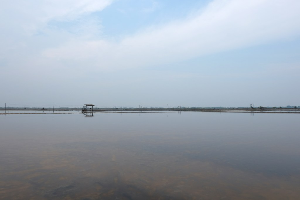 Salt Farm Samut Sakhon