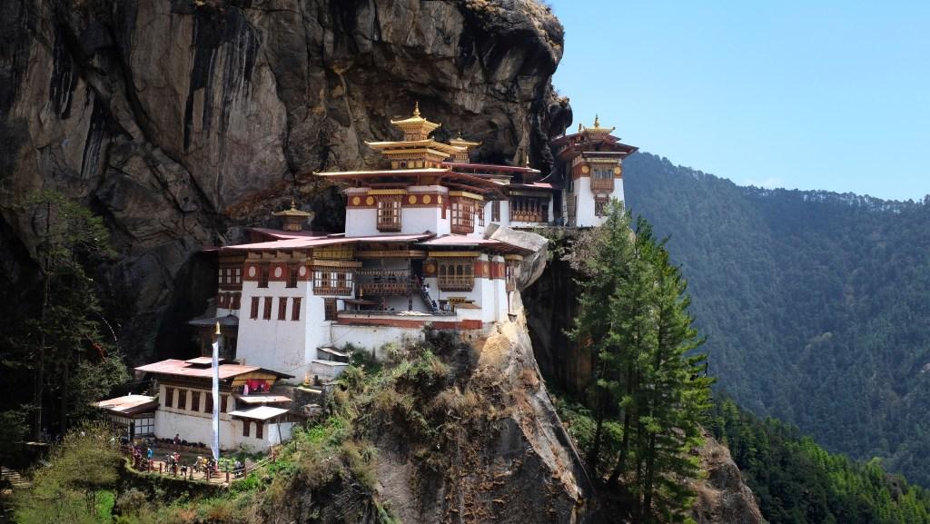 Taktsang Monastery, Paro Bhutan