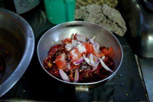 Paro Bhutan Food