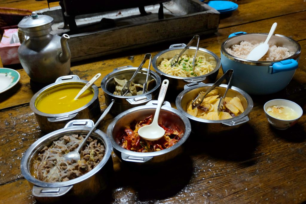 Bhutan Food Paro
