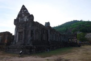 North Palace at Vat Phou