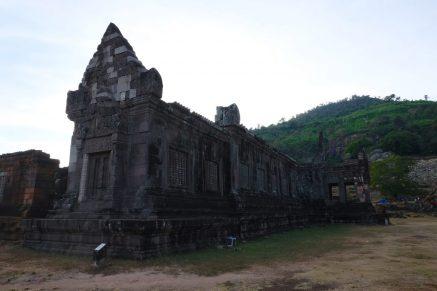 North Palace at Vat Phou