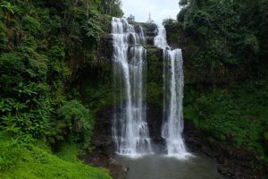 Tad Yuang Waterfall