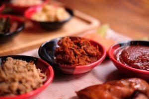 BBQ Pulled pork at Ash Kickers Bangkok