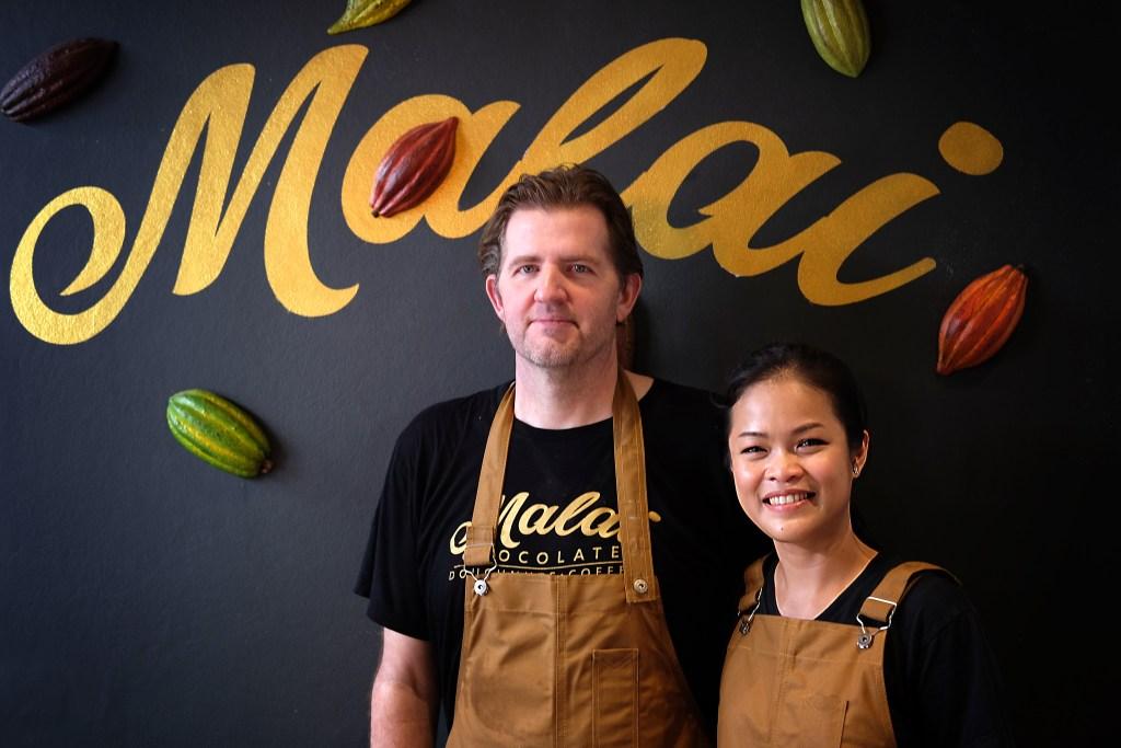 Clucking Donut Bangkok Owners
