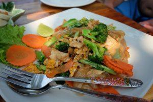 Pad See Ew Gai Nattida Koh Phayam