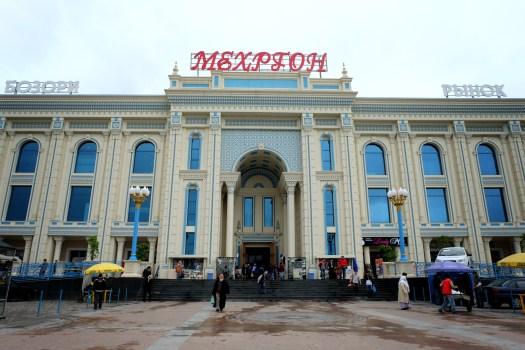 Green Market Dushanbe