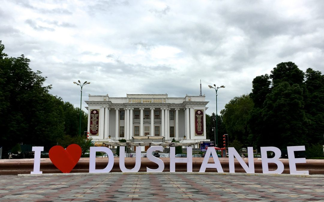 Dushanbe, Tajikistan – Things To See and Places To Eat!