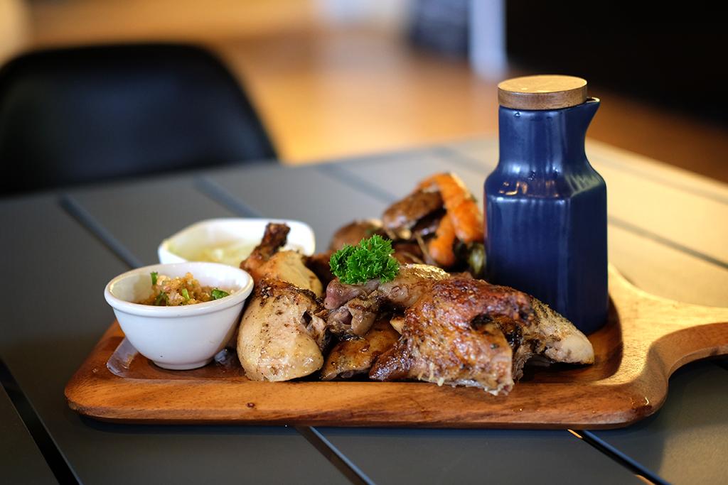 rotisserie chicken at The 51 Tasty Moments Bangkok