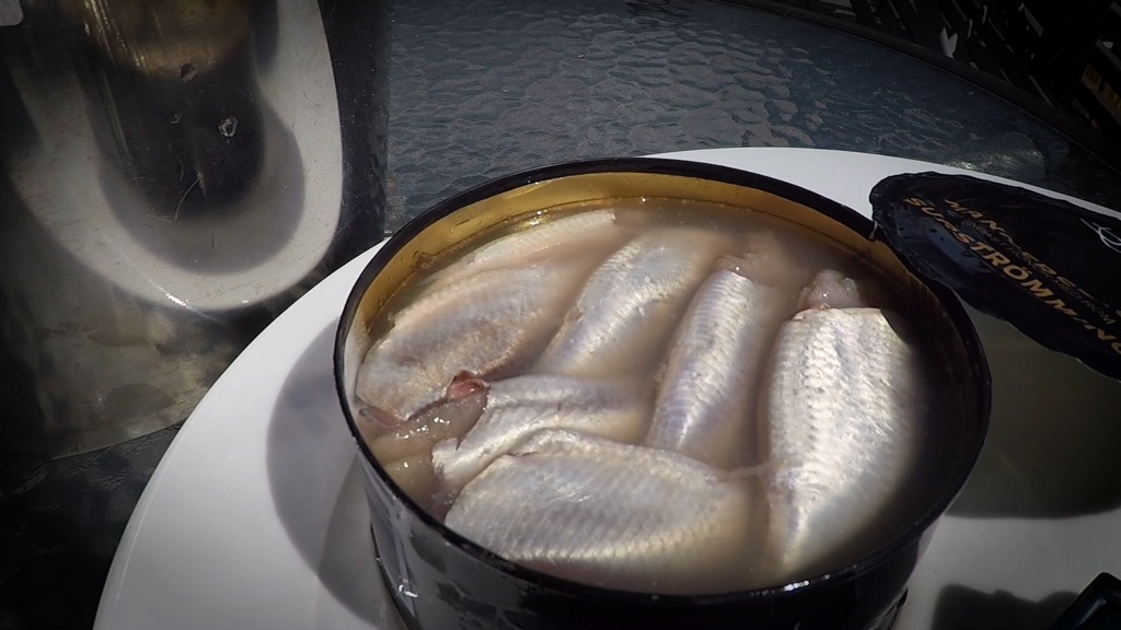 Surströmming – The World's Smelliest Food