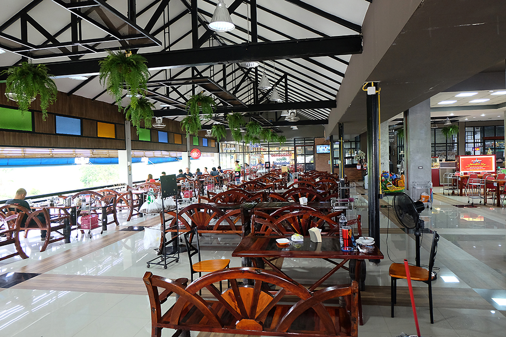ร้านปลาครัวท่าน้ำอ้อยสาขา2 (Pla Khrua Ta Nam Oi 2 Restaurant)