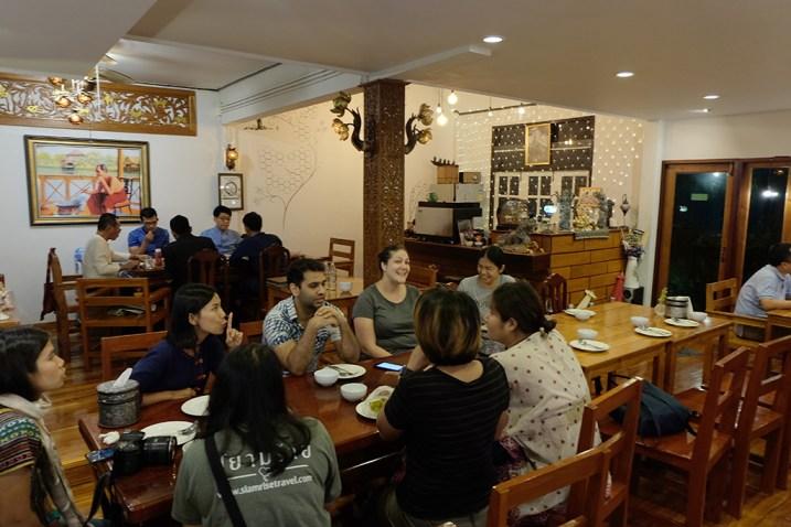 Inside ณ-โขทัย (Na Khothai Restaurant)