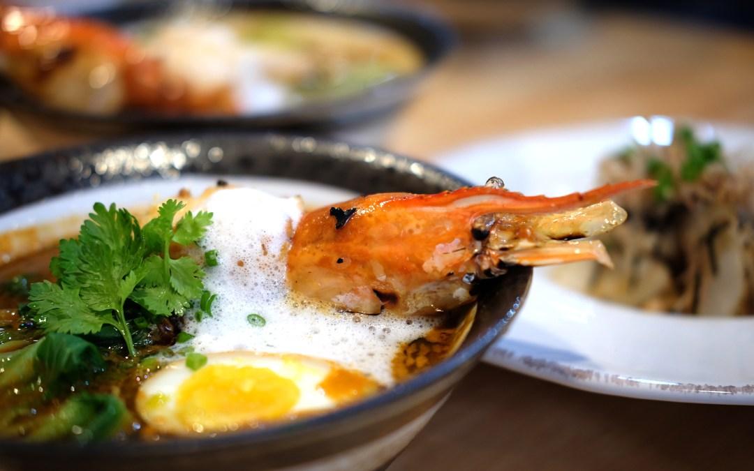 Chim Ramen – Intensely Flavorful Ramen!