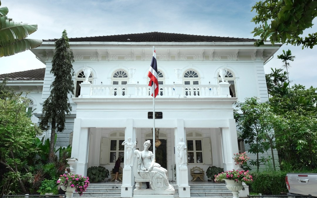 Deva Manor – A Little Known Thai Historical Palace