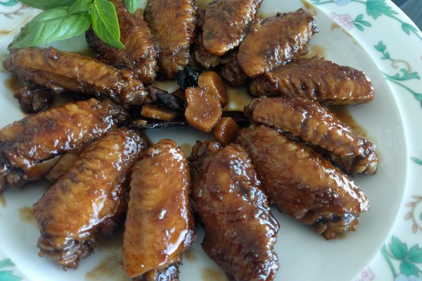 Aromatic Sweet Wings