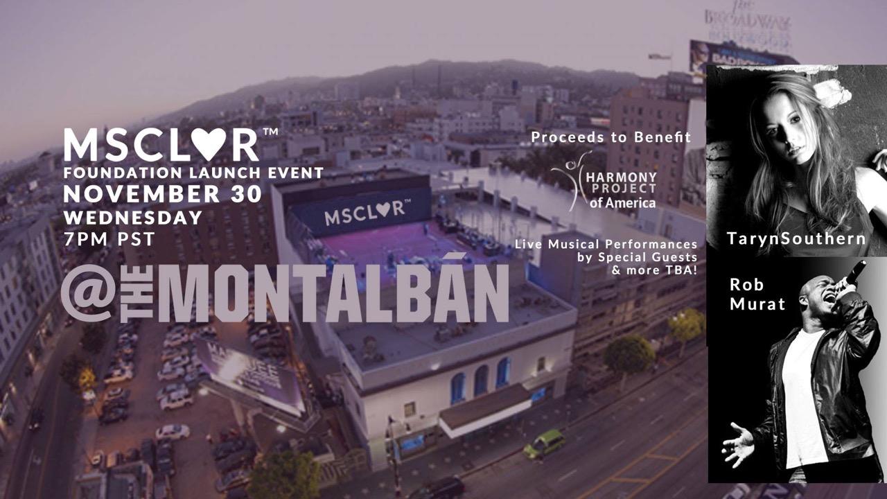 msclvr-foundation-launch-event