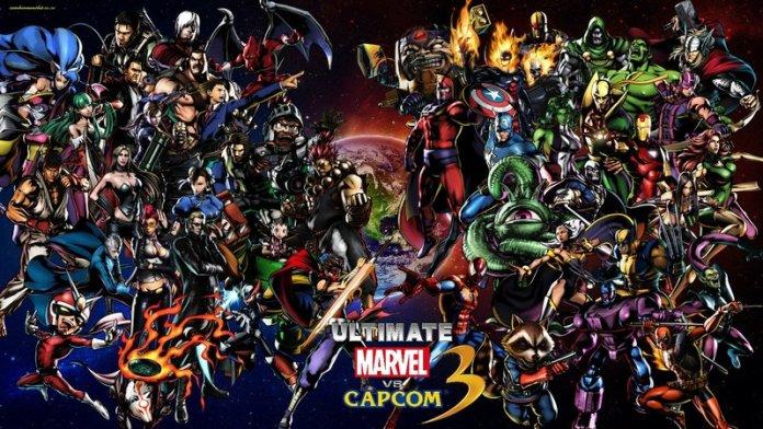 Marvel Vs Capcom 3 set for re-release alongside announcement of Marvel Vs Capcom Infinite.
