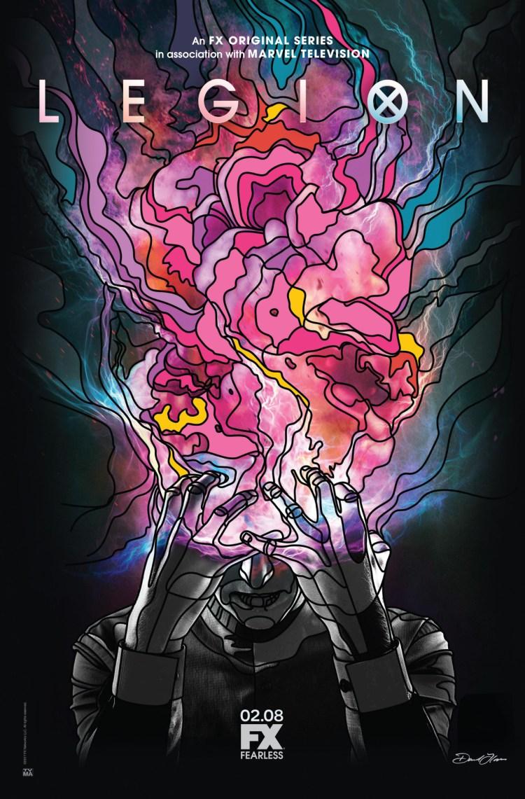 Legion by David Flores