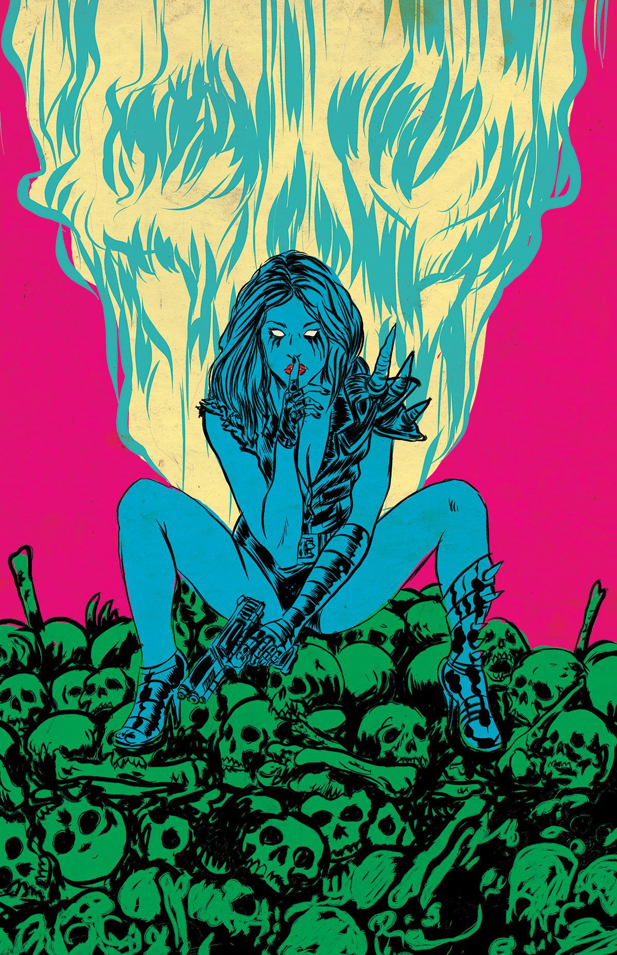 Godkiller Walk Among Us Deluxe Collection Cover