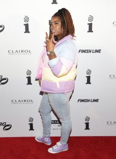 WEST HOLLYWOOD, CA - JUNE 24: Kamaiyah attends the IGA X BET Awards Party 2017 on June 24, 2017 in West Hollywood, California. (Photo by Jerritt Clark/Getty Images for Interscope Records)