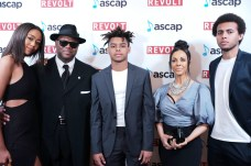 BEVERLY HILLS, CA - JUNE 22: Honoree Jimmy Jam and guests at the ASCAP 2017 Rhythm & Soul Music Awards at the Beverly Wilshire Four Seasons Hotel on June 22, 2017 in Beverly Hills, California. (Photo by Earl Gibson III/Getty Images for ASCAP)