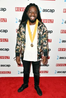 BEVERLY HILLS, CA - JUNE 22: Stephen 'Di Genius' McGregor at the ASCAP 2017 Rhythm & Soul Music Awards at the Beverly Wilshire Four Seasons Hotel on June 22, 2017 in Beverly Hills, California. (Photo by Earl Gibson III/Getty Images for ASCAP)